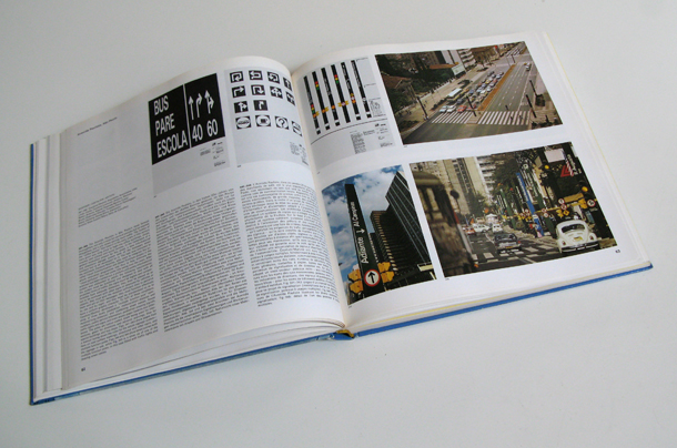 signage, typography, graphic design, book, grid system