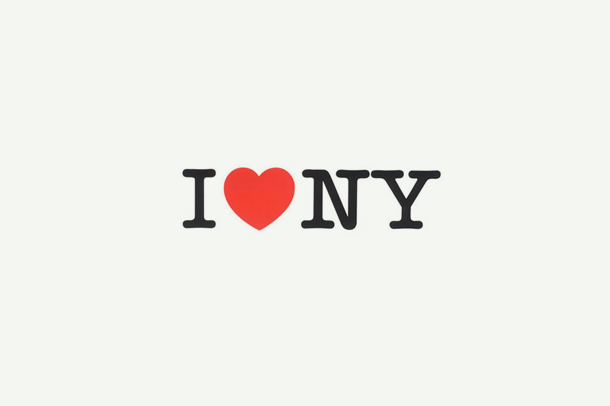 milton glaser, logo, illustration