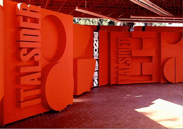AGI, typography, graphic design, exhibition design, logo, corporate identity, poster, moderism, animation