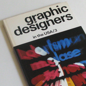 Louis Dorfsman, Milton Glaser, George Tscherny, Tomi Ungerer, design, illustration, book cover, design book