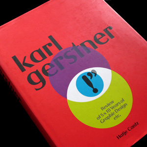 karl gerstner, design, typography, grid, corporate identity, branding, design agency