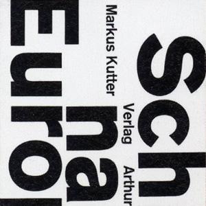 schiff nach europa, markus kutter, typogrpahy, design, karl gerstner, swiss design, international typography