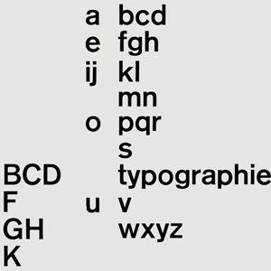 typography, internatiional typography, Basel school of design, typogpraher, poster, book, grpahic design