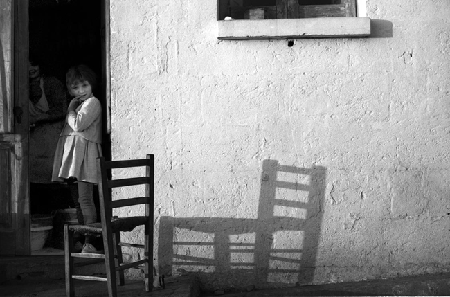 black and white photography, Lucania